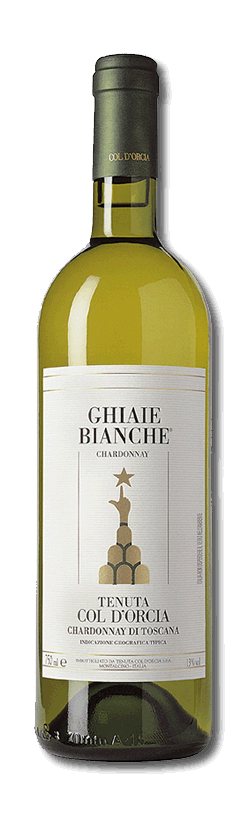 Ghiaie Bianche Sant'Antimo Chardonnay DOC